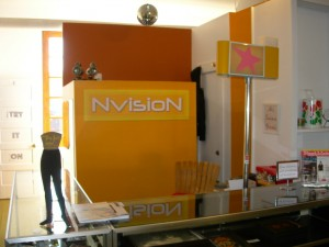 NVISION checkout