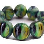 Tiger eye bracelet, $60
