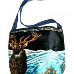 Deer purse, $28