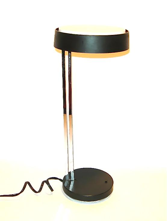 Vintage modern Lightolier desk lamp, SOLD