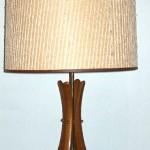 Vintage Danish modern lamp, SOLD