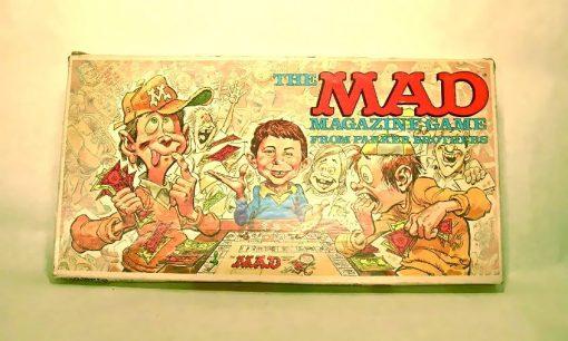 1979 Mad Magazine Game