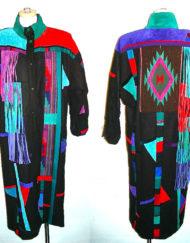 Santa Fe Re-creations coat