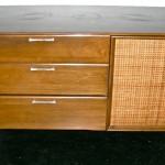 1957 Heywood Wakefield Prophecy buffet M1742, $600