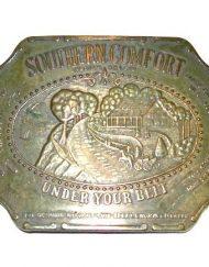 Southern Comfort belt buckle