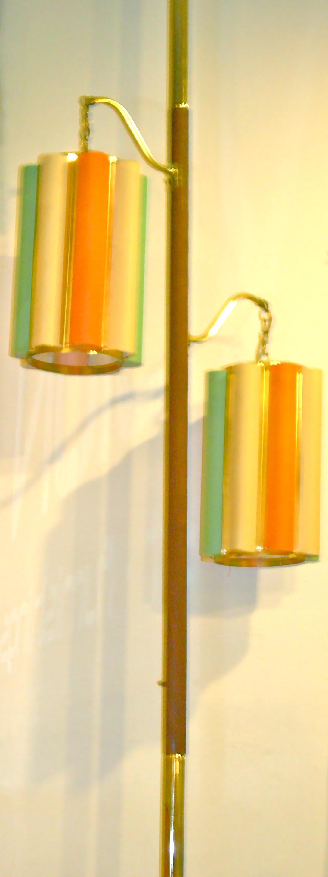 lamp floor arc tiki spheres xxx product vintage lamps pole market world do