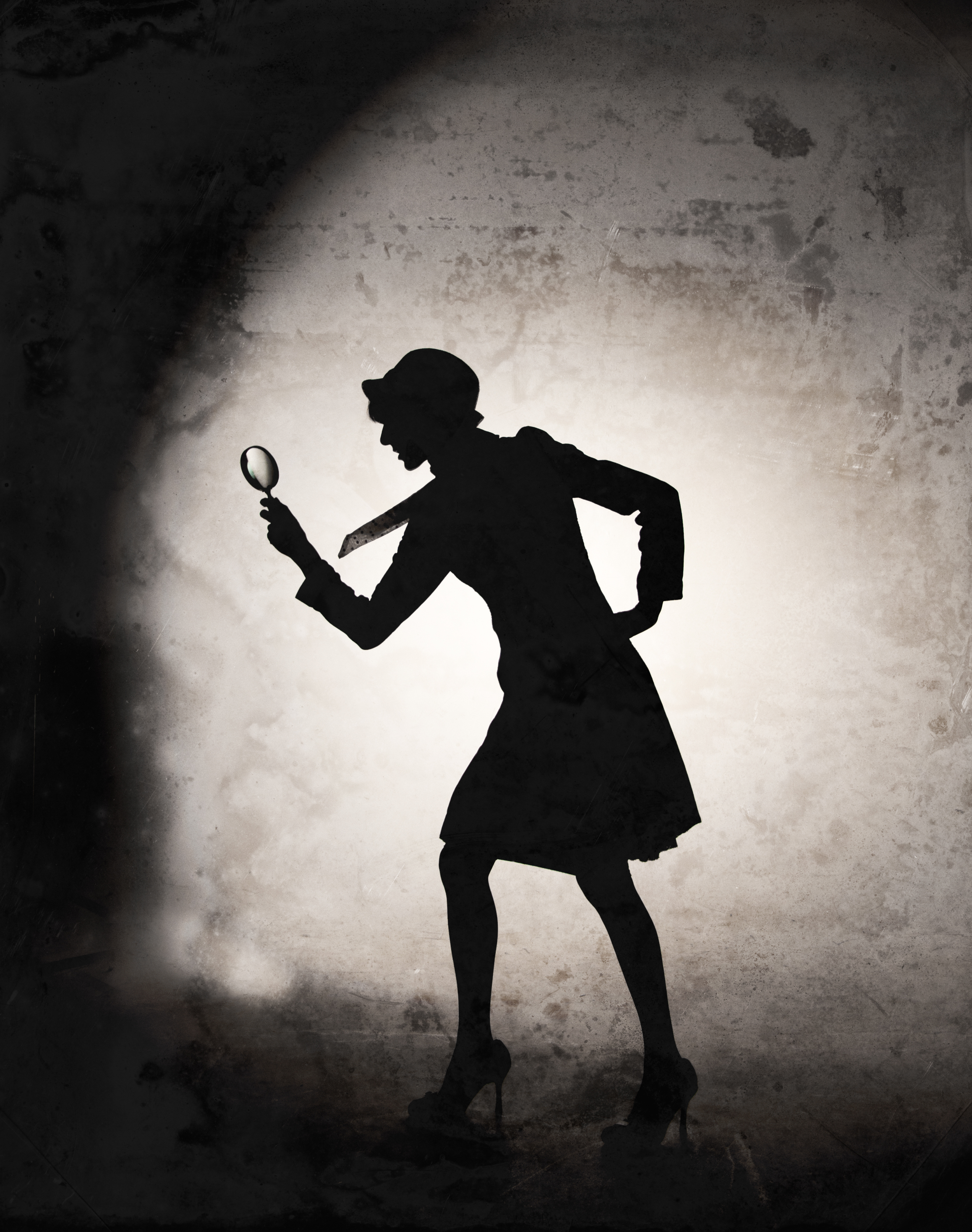 Girl Detective - A.Millette