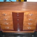 1956 Lane cedar chest with extra drawer storage below