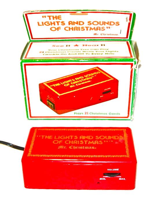 prev - Mr Christmas Lights And Sounds