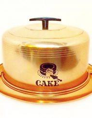 Vintage West Bend cake carrier