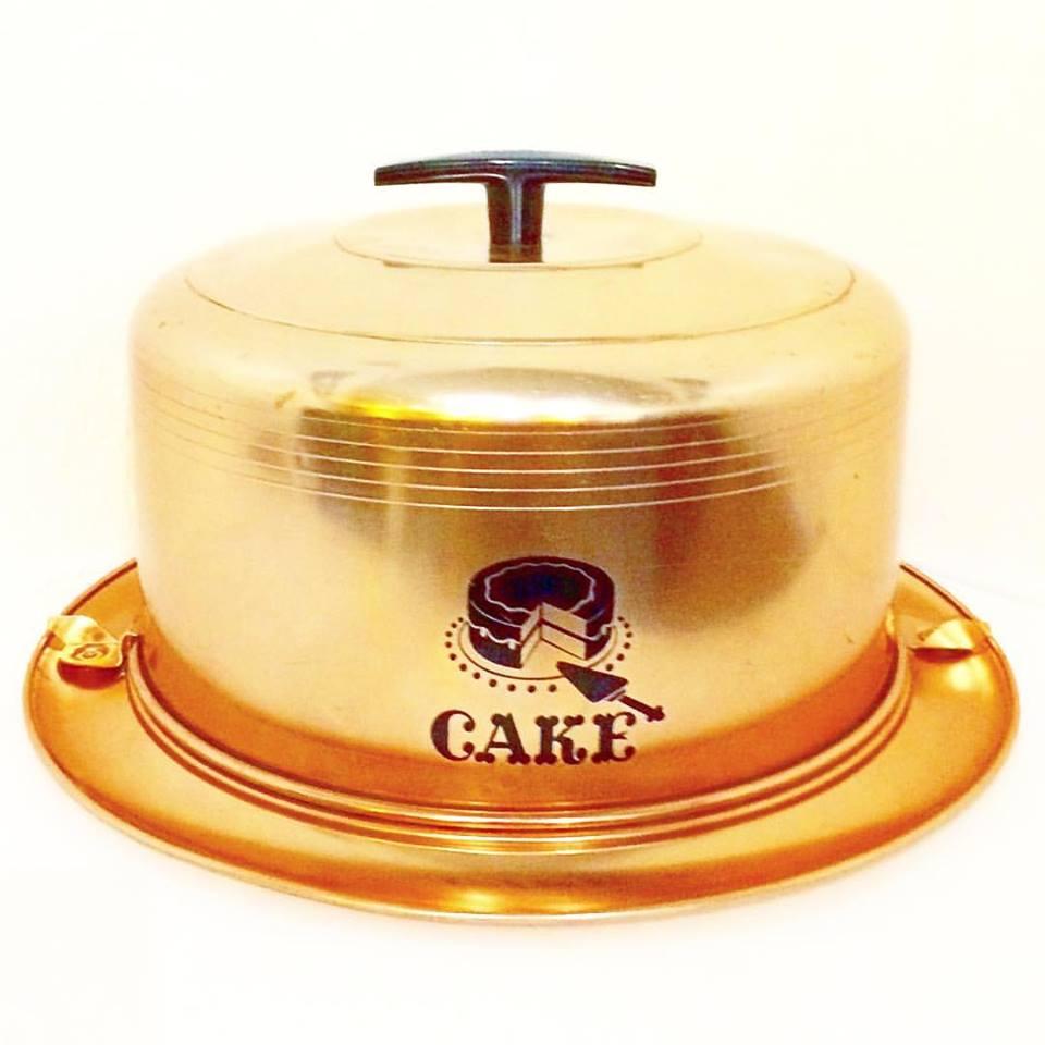 Vintage West Bend cake carrier. $22.00. SOLD. prev