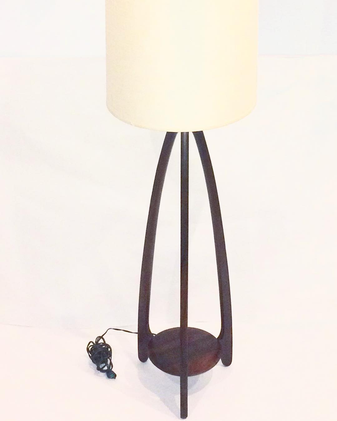 Vintage lamp by Adrian Pearsall for Craft Associates, SOLD