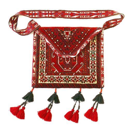 Vintage carpet bag from Afghanistan