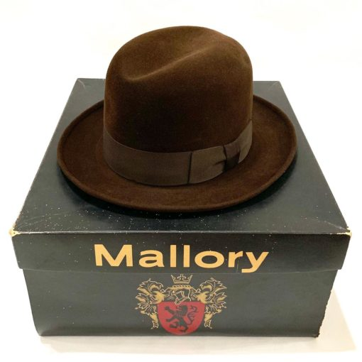 Vintage Mallory hat with original box